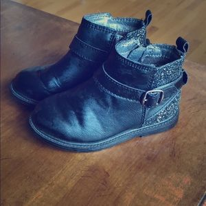 Carter toddler girl's boots